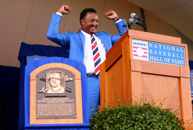 Pedro Martinez Formally Inducted into Hall of Fame