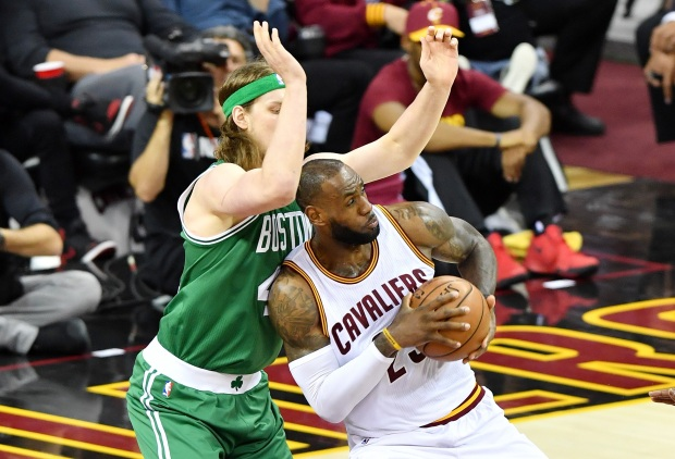 [NECN] Celtics Beat the Odds for Upset Over Cavs in Cleveland