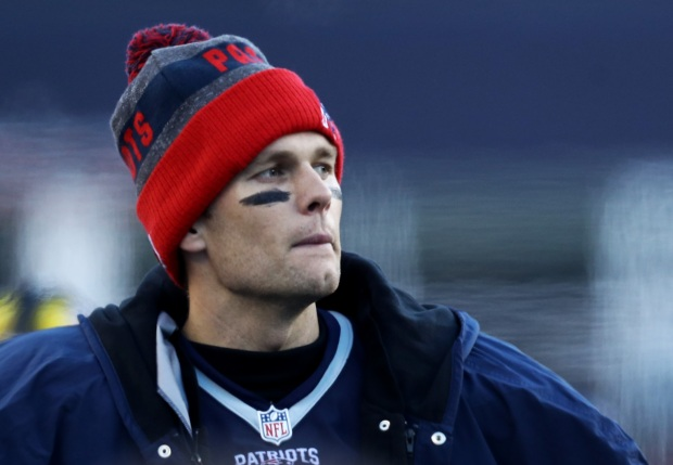 [NECN] Tom Brady: '14-2 Is a Tough Thing To Do'
