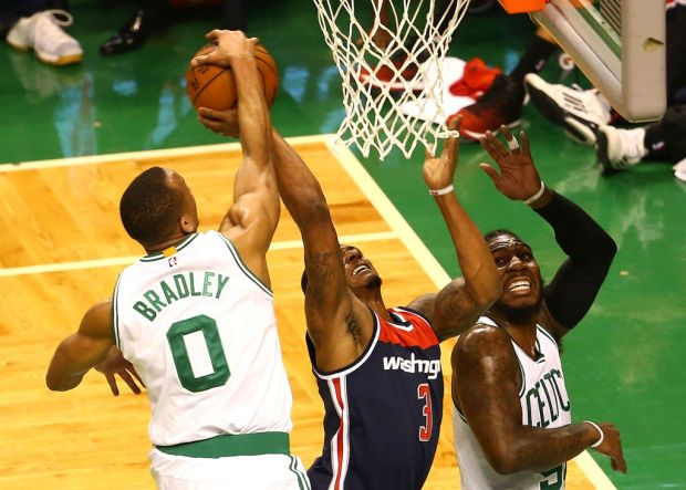 [NECN] Celtics Beat the Wizards and Will Face Off Against the Cavs