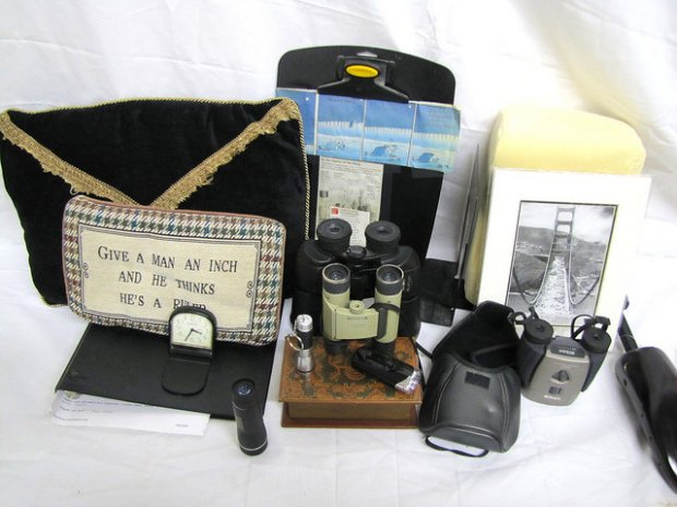 Items Belonging to James 'Whitey' Bulger and Catherine Greig Up for Auction
