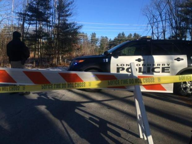 Police Officer-Involved Shooting in Derry, NH
