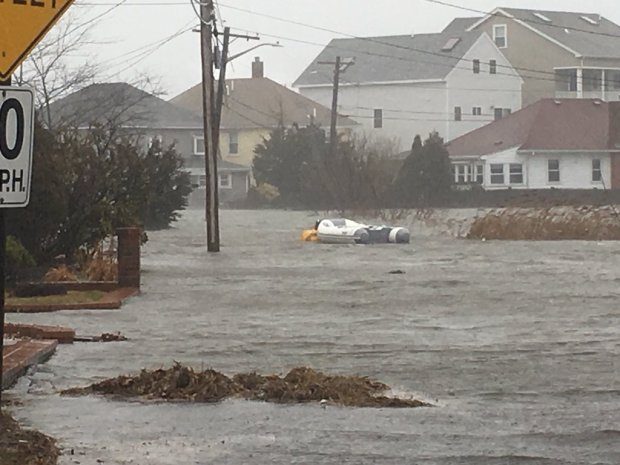 PHOTOS: Flood Damage From March Nor'easter