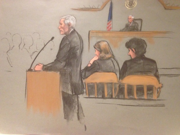 [NECN] Life or Death for Tsarnaev?