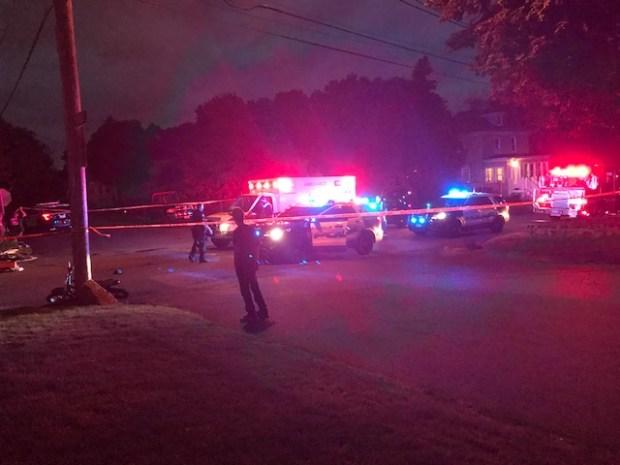 [NECN] Fatal Motorcycle Crash in Saugus, Mass.
