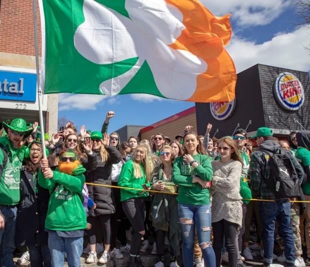 PHOTOS: St. Patrick's Day Celebrations at South Boston Parade