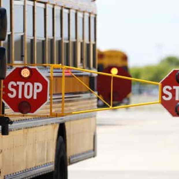 [NECN] Raynham School Bus Driver Hit 2 Trees With Kids on Board, Left Scene of Crash