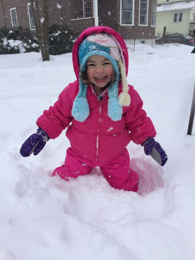 Winter Blast Hits New England
