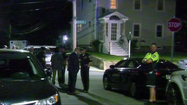 [NECN] 1 Injured in Hyde Park Police-Involved Shooting