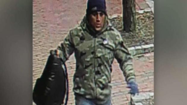 Search for Alleged Somerville Bank Robber Continues