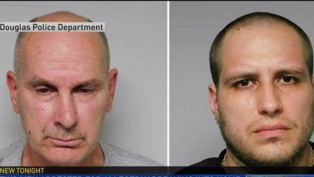 [NECN] 2 Men Accused of Breaking Into Home With Child Inside