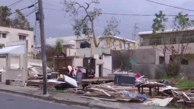 [NECN] Aid to End for Families Affected by Hurricane Maria