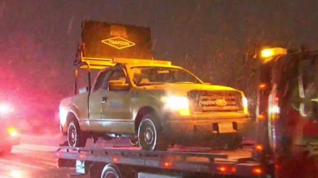 [NECN] Alleged Carjacker Accused of Hitting MassDot Worker in OUI Crash