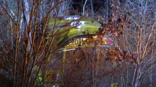 [NECN] Arrest Made Following Beverly School Bus Crash