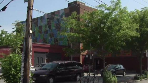 [NECN] Artists to Be Evicted From EMF Building in Cambridge
