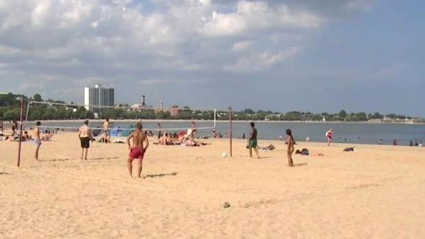 [NECN] Beating the Heat in Boston