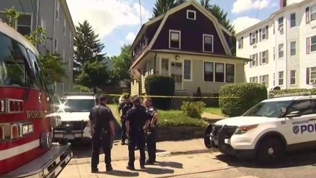 [NECN] Body Discovered After Worcester Fire
