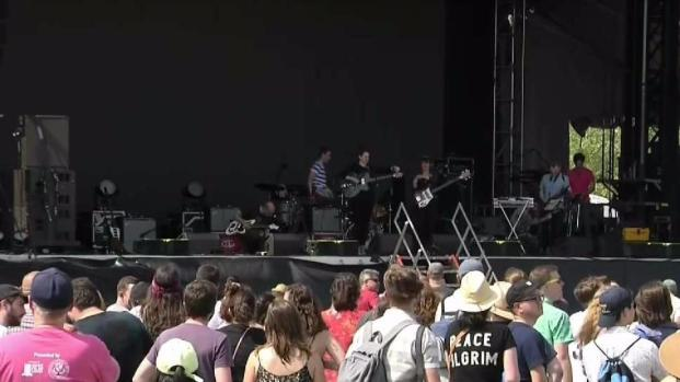 [NECN] Boston Calling Underway in Allston