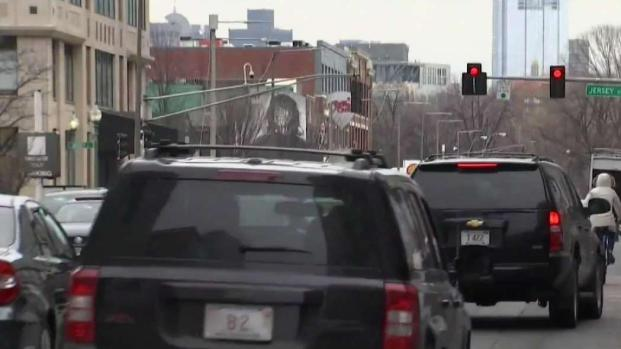 [NECN] Boston Launches Ride-Sharing Pickup Zones in Fenway