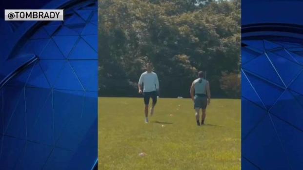 [NECN] Brady Posts Workout Video With Edelman