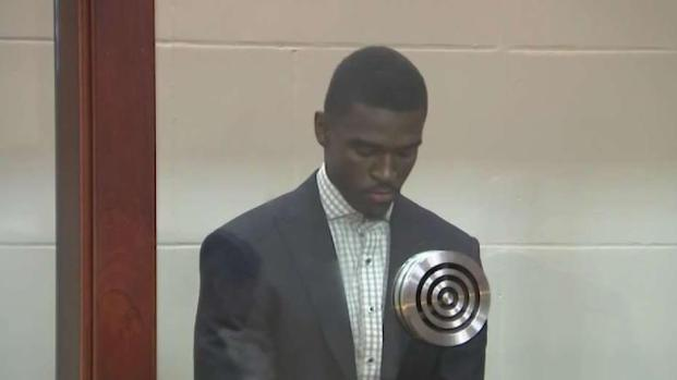 [NECN] Celtics Player Appears in Court for Allegedly Choking Girlfriend