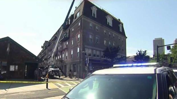 [NECN] Crane Debris Incident Contractor Had Safety Violation
