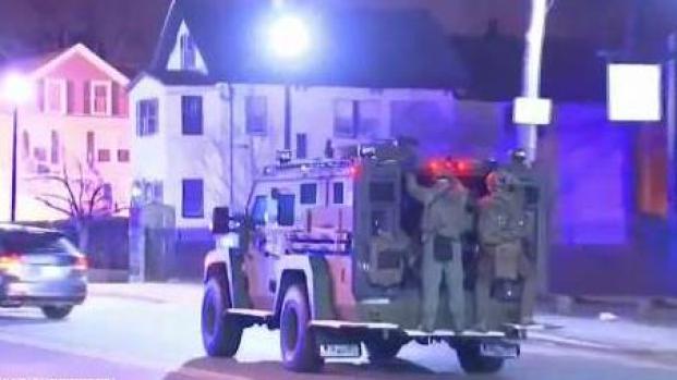 [NECN] Disturbance Call Leads to SWAT Response in Methuen