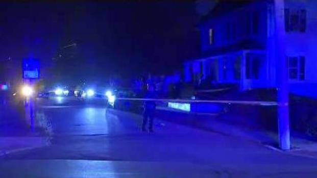[NECN] Double Shooting Under Investigation in Quincy, Mass.