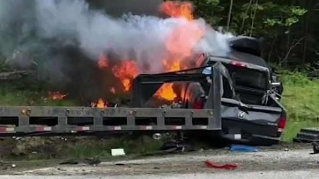 [NECN] New Details on Driving History of Man Charged in Deadly NH Crash