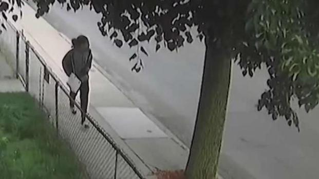 [NECN] Elderly Woman Targeted by Purse Thief