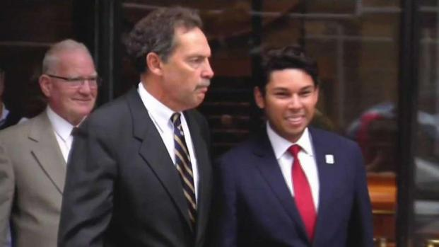 [NECN] Fall River Mayor Maintains Innocence Amid Charges