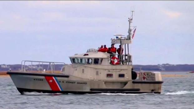 [NECN] Families React to Ordeal at Sea as Search Continues