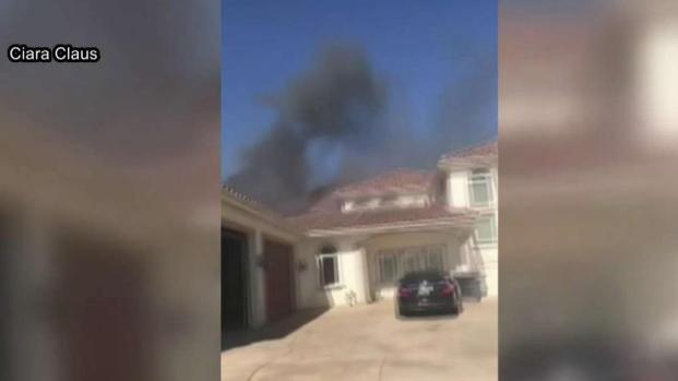 [NATL-LA] Family Says Hoverboard Sparked House Fire