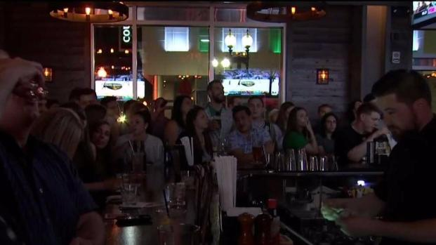 [NECN] Fans Cheer on Celtics as Cavs Force Game 7