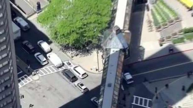 [NECN] Fatal Shooting in Boston's Bay Bay Under Investigation