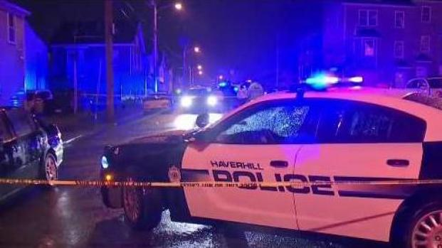 [NECN] Fatal Shooting of Man Under Investigation in Haverhill