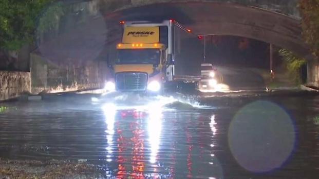 [NECN] Flash Flooding Overnight Tuesday in New England