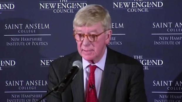 [NECN] Former Gov. William Weld Announces Exploratory Committee