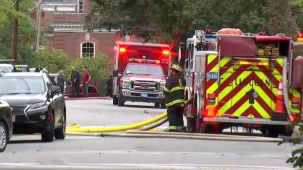 [NECN] Hazmat Situation in Concord Prompts Evacuations