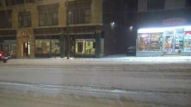 [NECN] Heavy Snow Slams New England