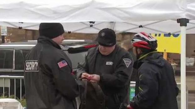 Heightened Security for 2019 Boston Marathon