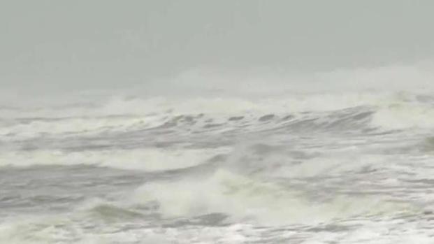 Hurricane Dorian Moves Toward Florida