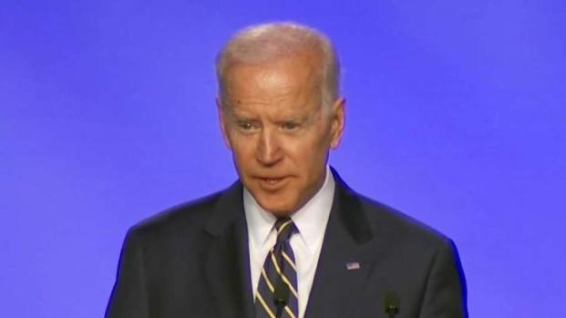 [NECN] Joe Biden to Meet With Striking Workers
