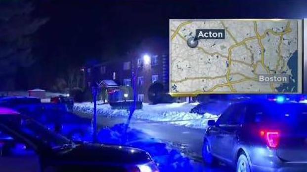 [NECN] Man Shot, Hospitalized in Acton, Mass.