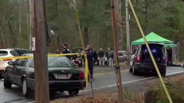 [NECN] Man Shot by Police After Chase in Easton
