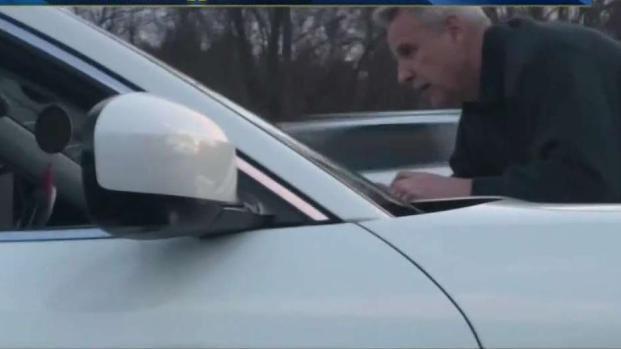 [NECN] Mass Pike Road Rage