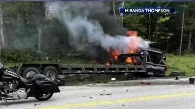Mass RMV Head Stepping Down After Deadly NH Crash