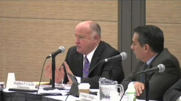 [NECN] Meeting Set for State Gaming Commission After Chair Resigns