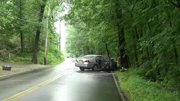 [NECN] Mother to Face Charges After Boxford Crash