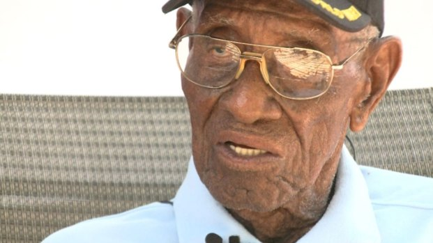 [NATL] Oldest Living Vet Celebrates 109th Birthday